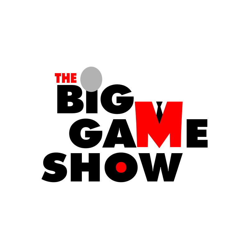 Logo Design by Rudy - Entry No. 45 in the Logo Design Contest The Big Game Show logo.