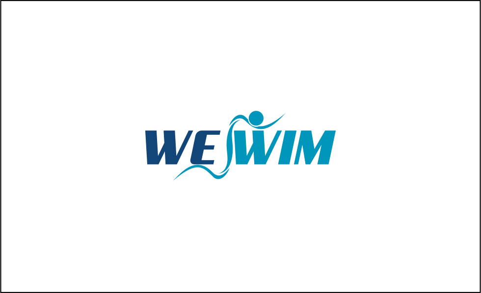 Logo Design by Agus Martoyo - Entry No. 78 in the Logo Design Contest Captivating Logo Design for We Swim.