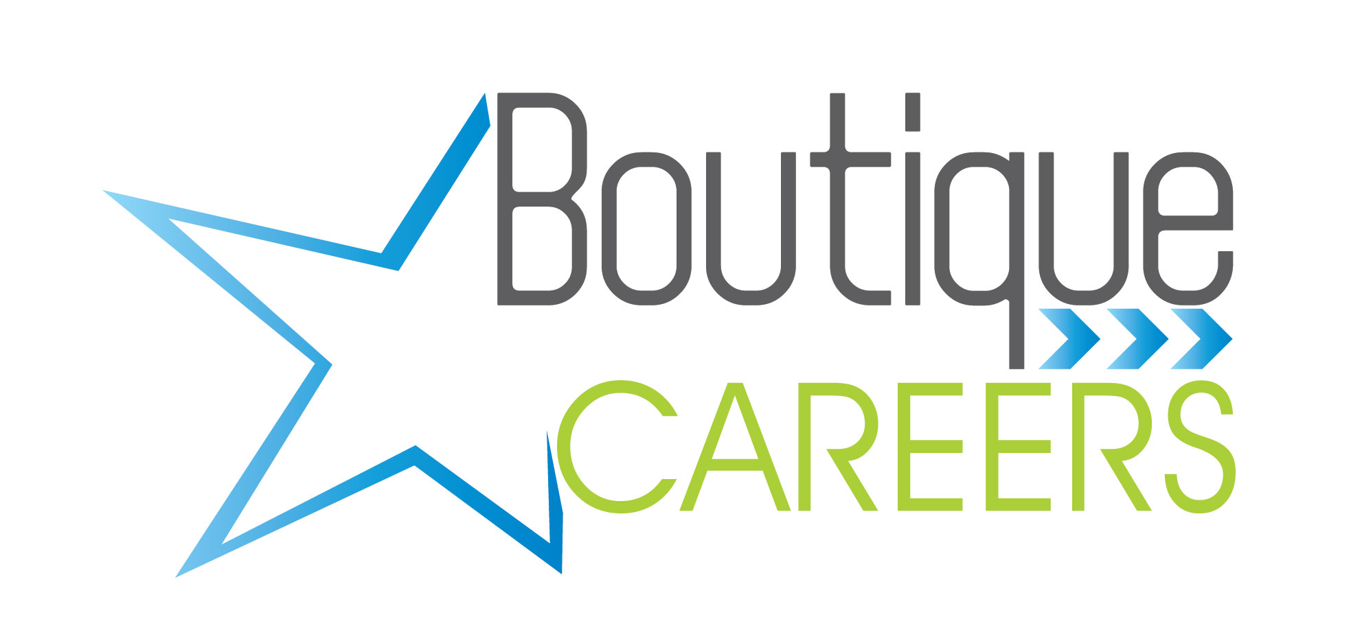 Logo Design by latidesign - Entry No. 18 in the Logo Design Contest Captivating Logo Design for Boutique Careers.