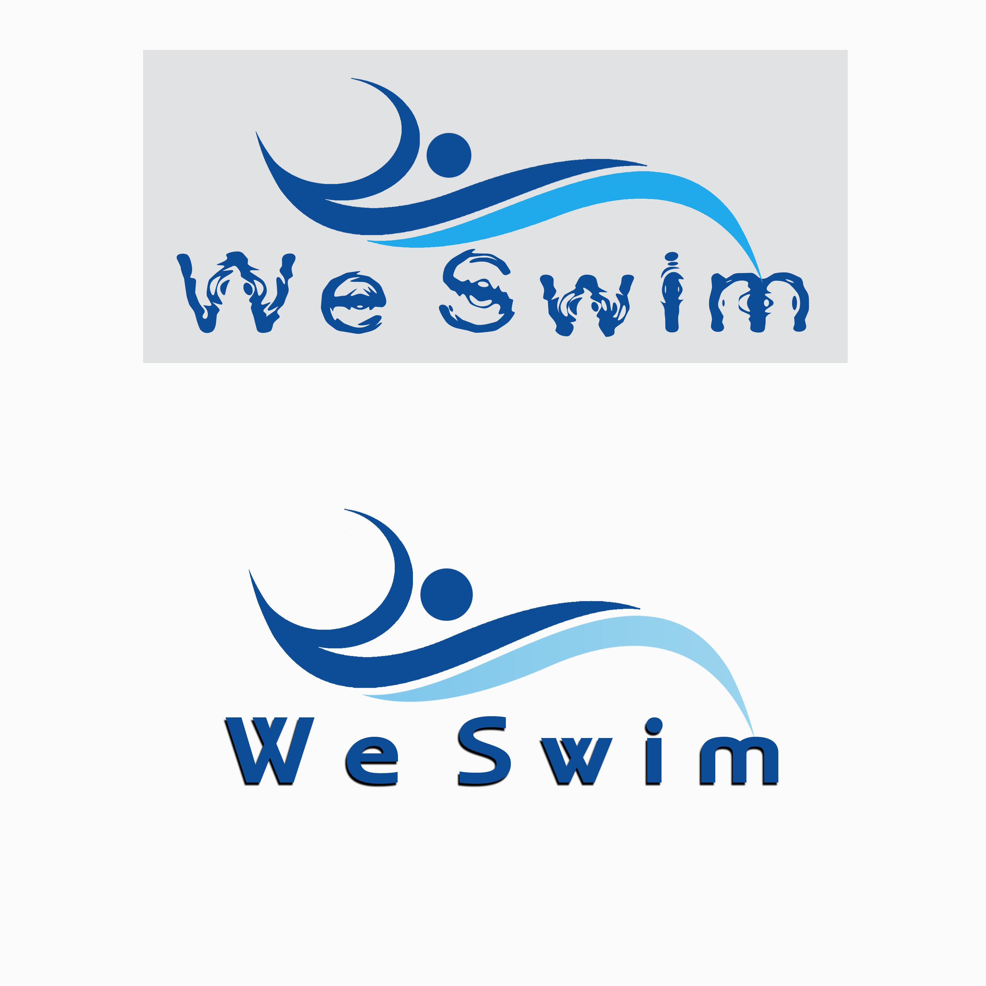 Swim Graphic Graphic designer private