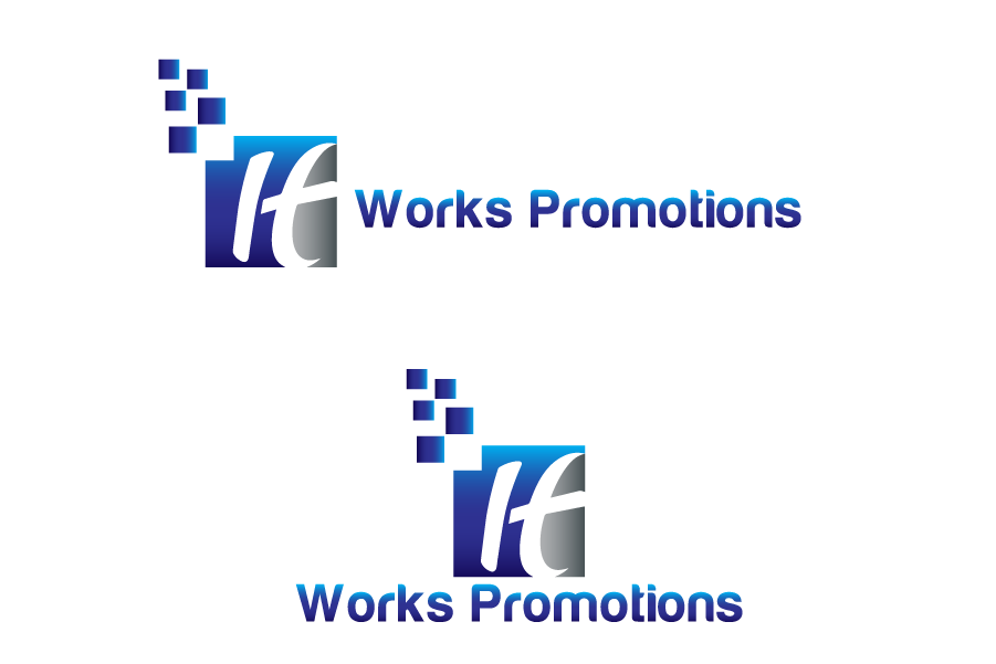 Logo Design by Private User - Entry No. 94 in the Logo Design Contest Creative Logo Design for It Works Promotions.