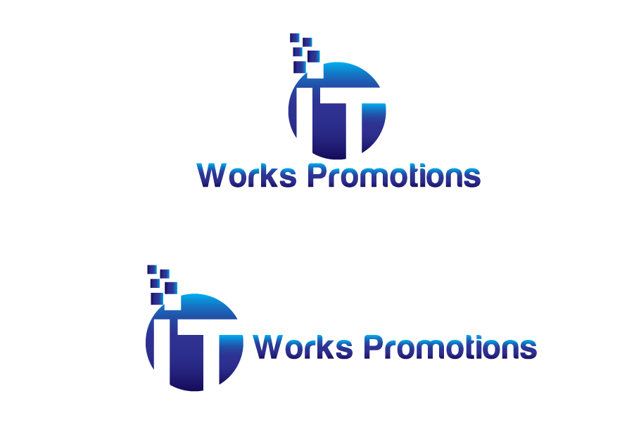 Logo Design by Private User - Entry No. 95 in the Logo Design Contest Creative Logo Design for It Works Promotions.