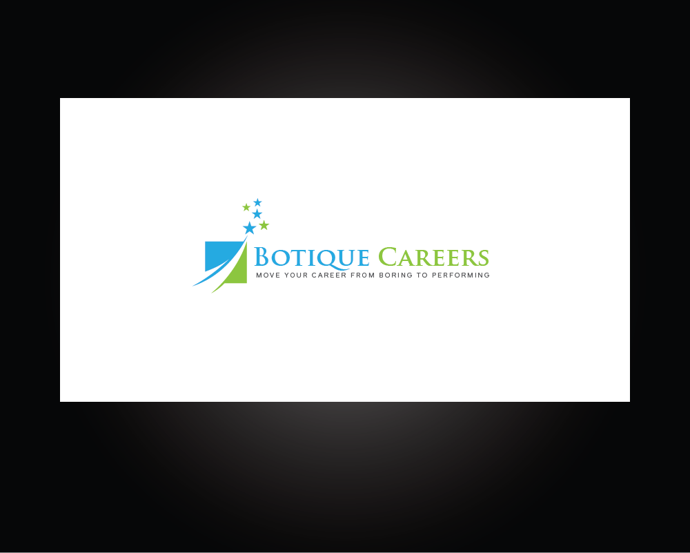 Logo Design by roc - Entry No. 22 in the Logo Design Contest Captivating Logo Design for Boutique Careers.