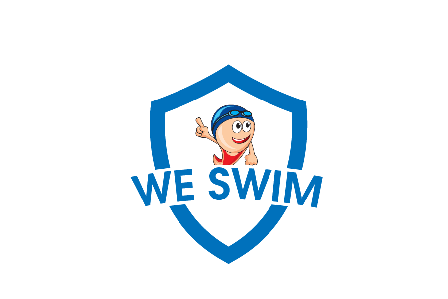 Logo Design by brands_in - Entry No. 102 in the Logo Design Contest Captivating Logo Design for We Swim.