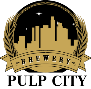 Logo Design by Private User - Entry No. 78 in the Logo Design Contest Artistic Logo Design for Pulp City Brewery.