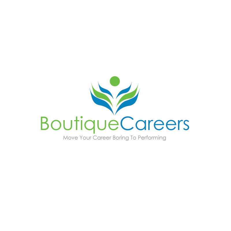 Logo Design by Private User - Entry No. 23 in the Logo Design Contest Captivating Logo Design for Boutique Careers.