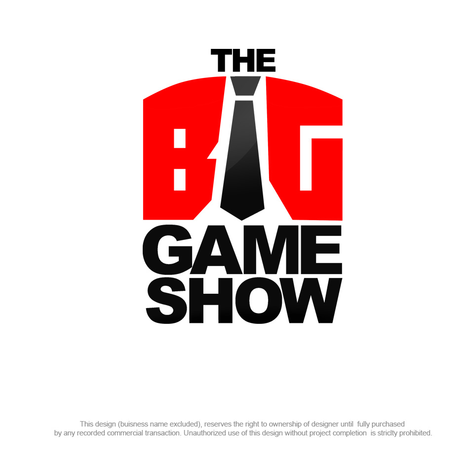 Logo Design by pinoybasket - Entry No. 47 in the Logo Design Contest The Big Game Show logo.