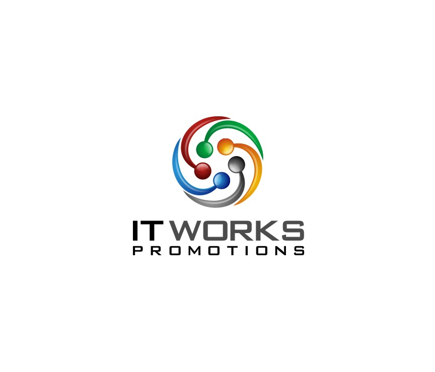 Logo Design by untung - Entry No. 110 in the Logo Design Contest Creative Logo Design for It Works Promotions.