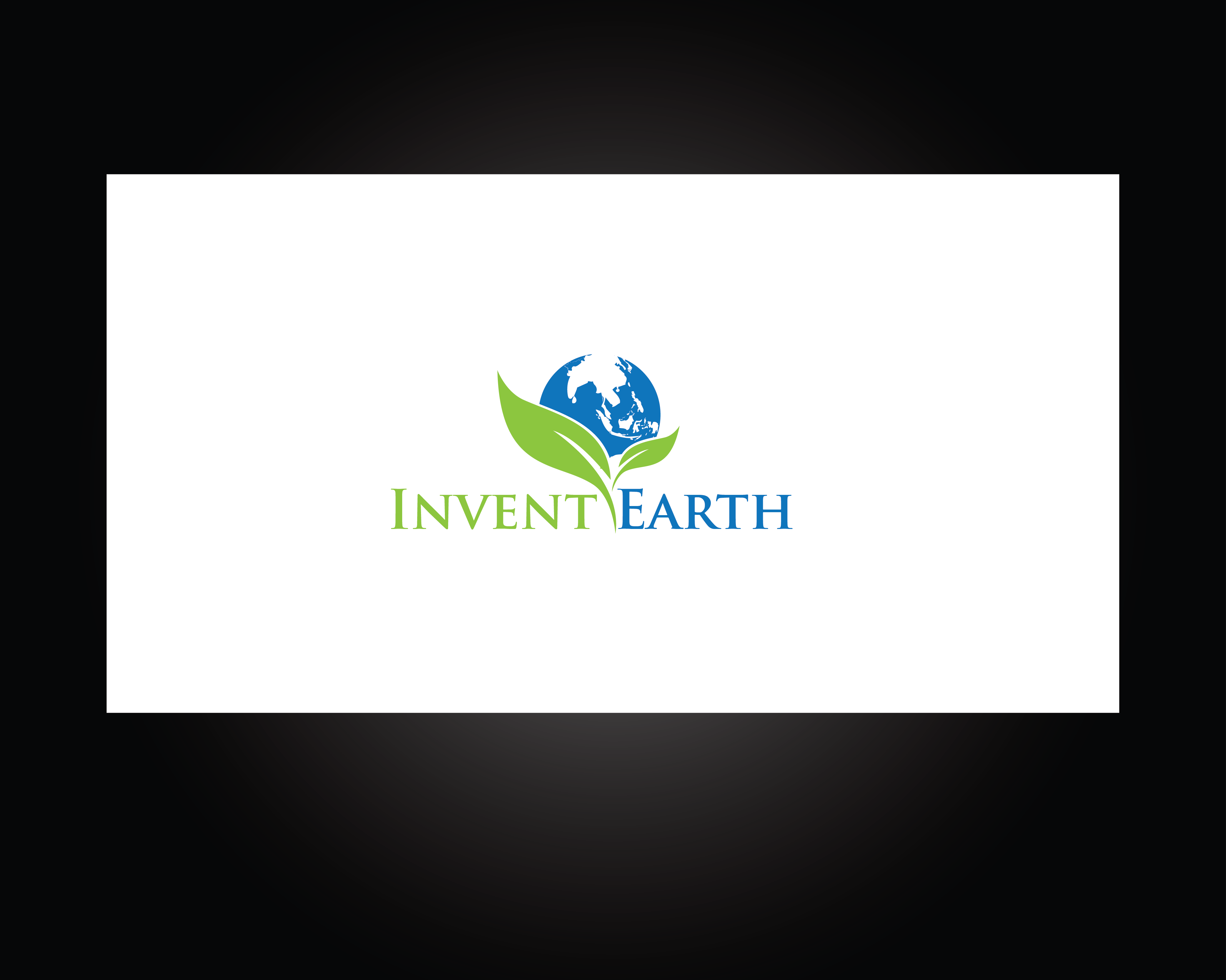 Logo Design by roc - Entry No. 1 in the Logo Design Contest Artistic Logo Design for Invent Earth.