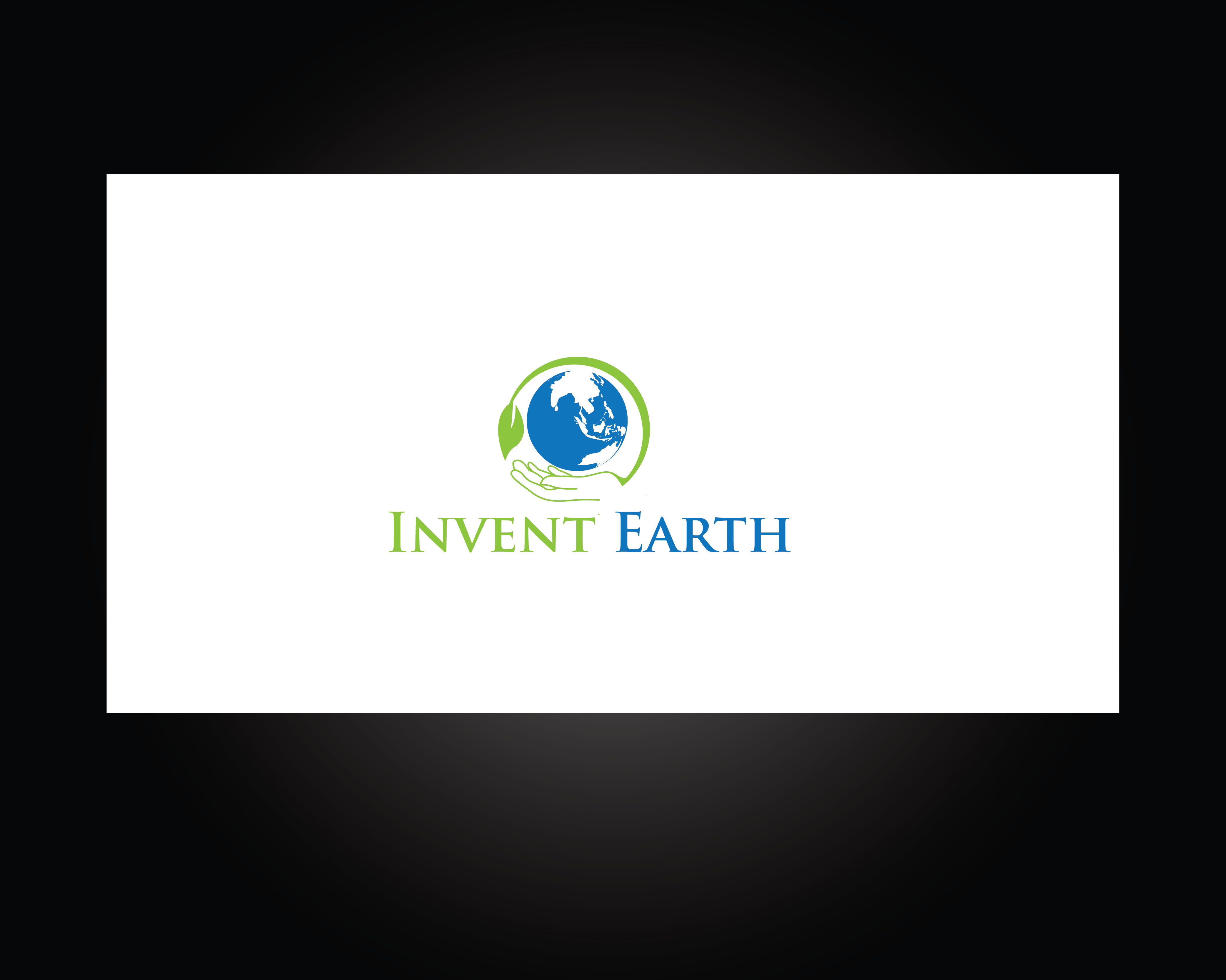 Logo Design by roc - Entry No. 2 in the Logo Design Contest Artistic Logo Design for Invent Earth.