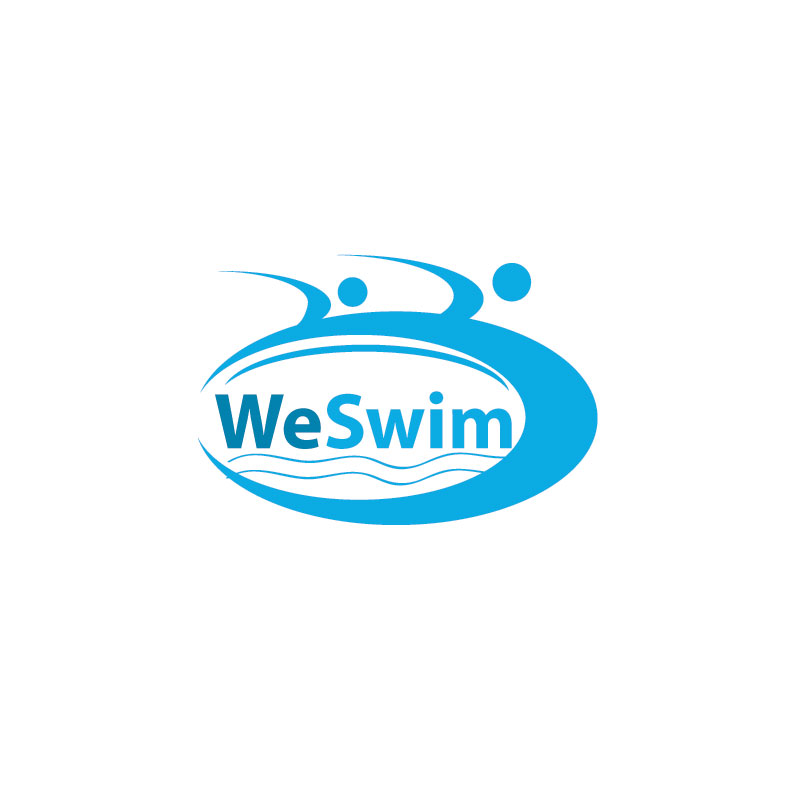 Logo Design by Private User - Entry No. 103 in the Logo Design Contest Captivating Logo Design for We Swim.