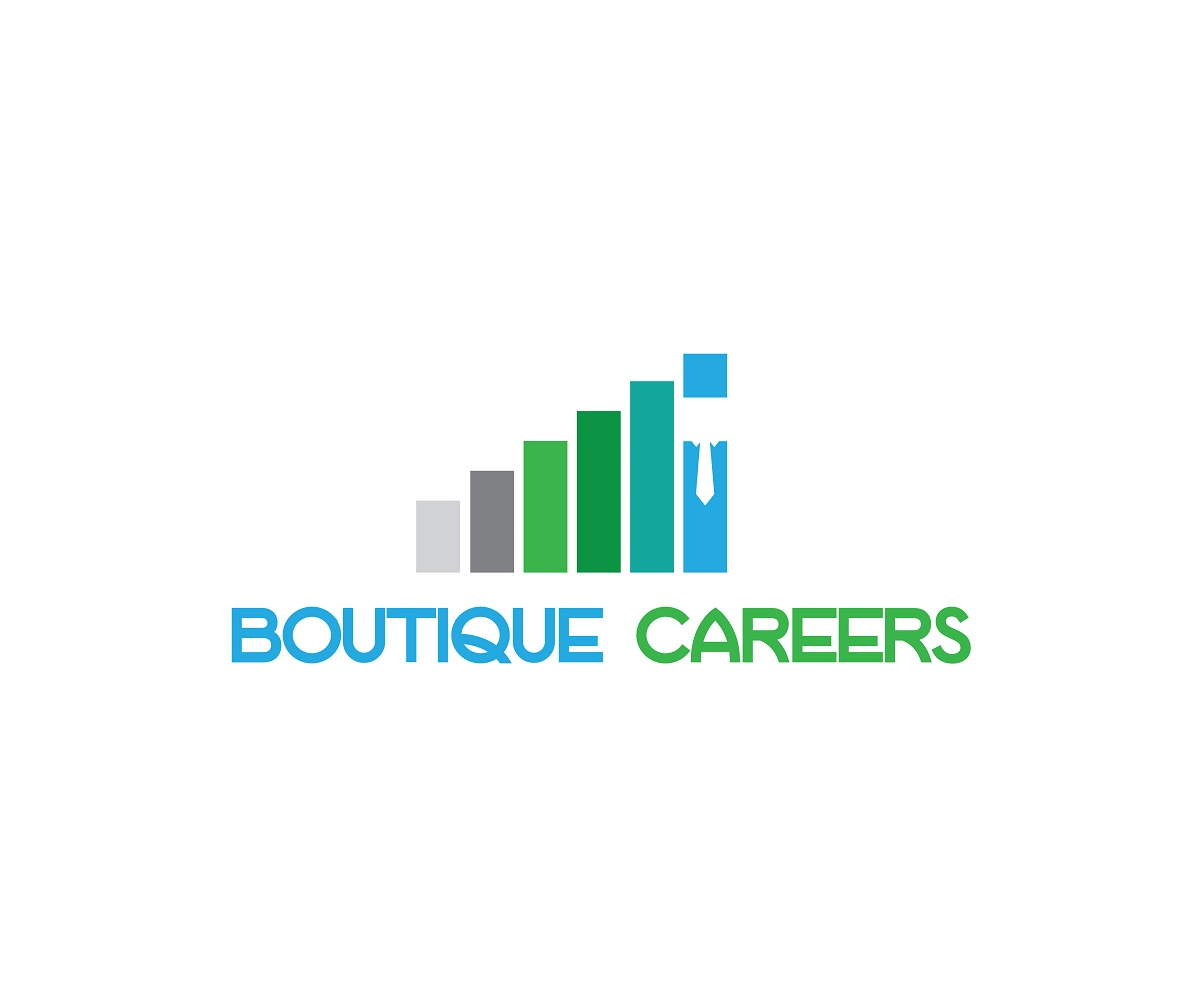 Logo Design by jhunzkie24 - Entry No. 34 in the Logo Design Contest Captivating Logo Design for Boutique Careers.