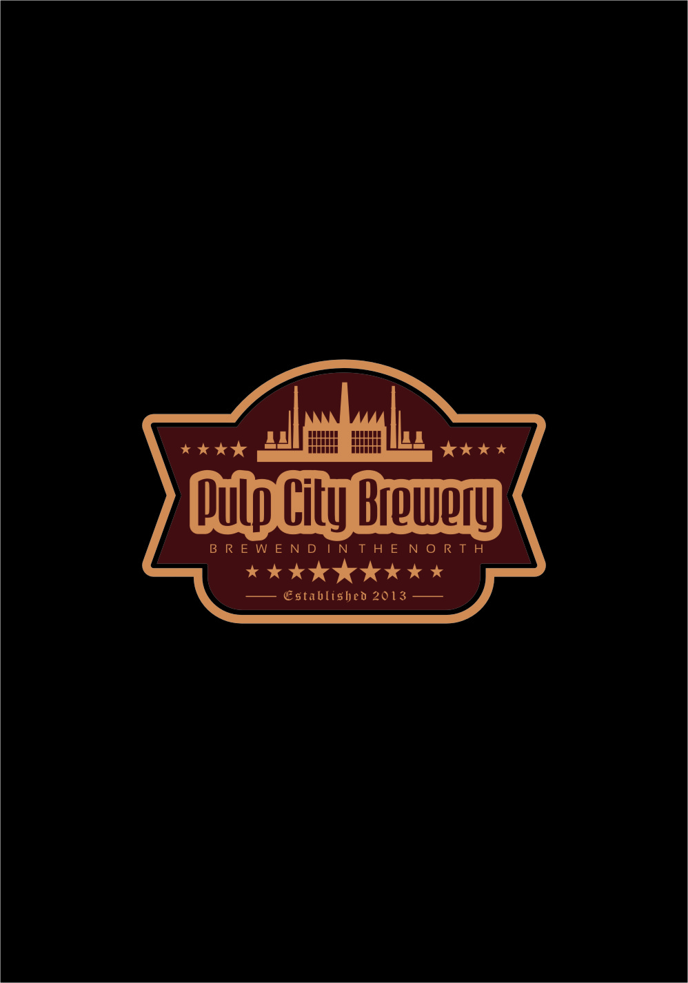 Logo Design by Ngepet_art - Entry No. 82 in the Logo Design Contest Artistic Logo Design for Pulp City Brewery.