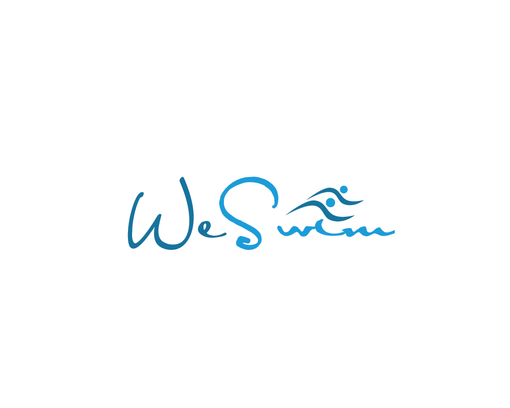 Logo Design by roc - Entry No. 105 in the Logo Design Contest Captivating Logo Design for We Swim.