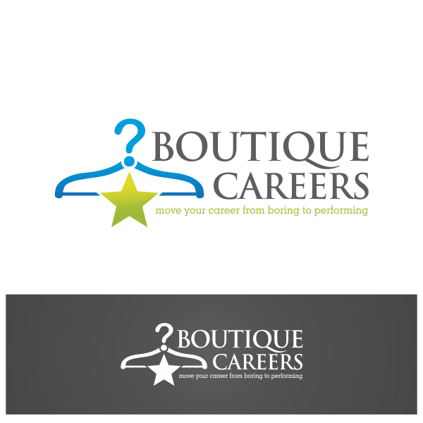 Logo Design by Private User - Entry No. 35 in the Logo Design Contest Captivating Logo Design for Boutique Careers.