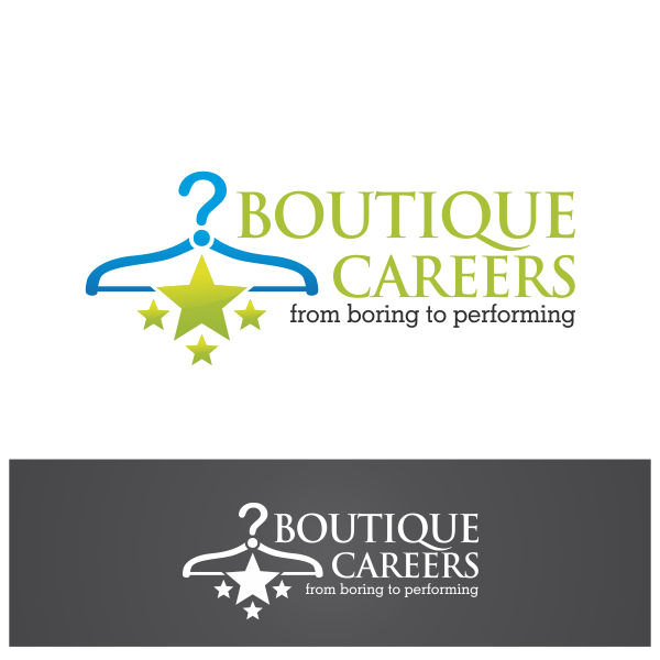Logo Design by Private User - Entry No. 36 in the Logo Design Contest Captivating Logo Design for Boutique Careers.