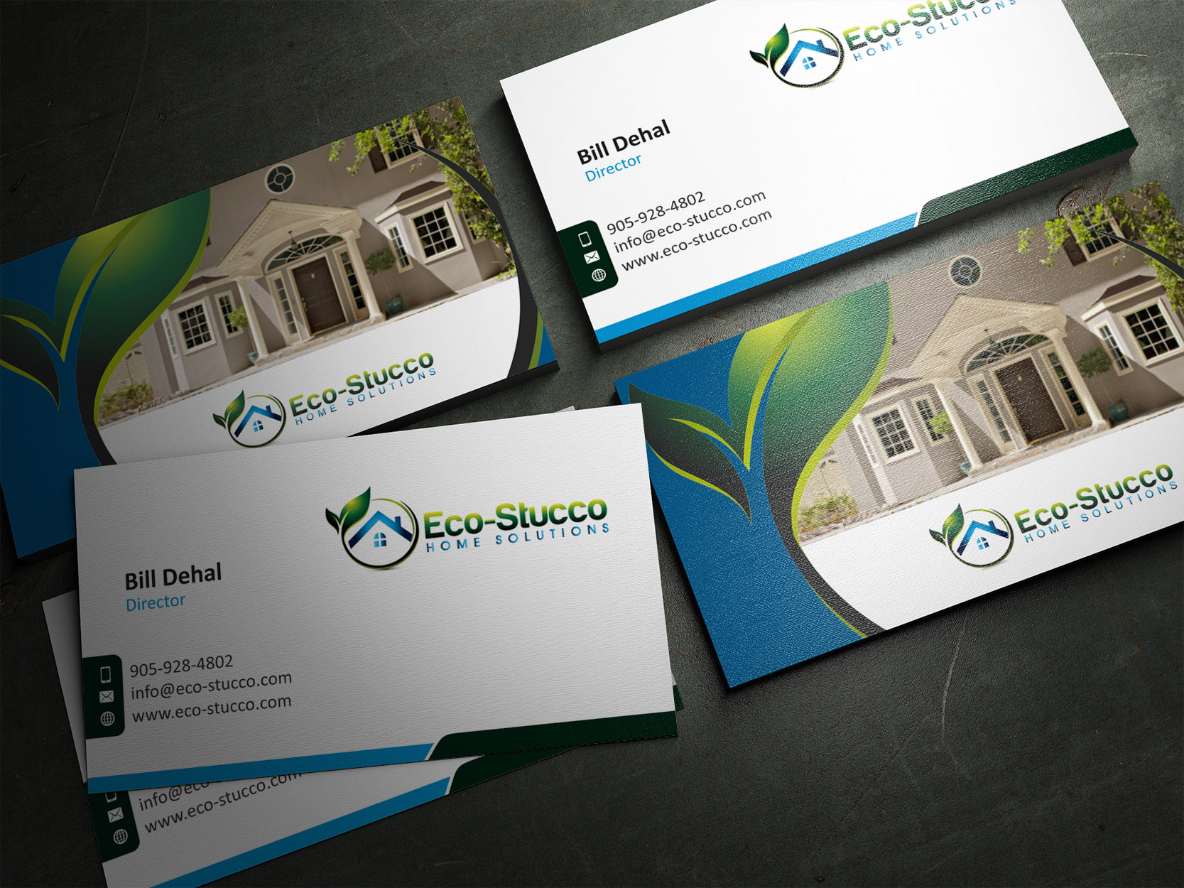 Business Card Design By Muhammad Aslam   Entry No. 43 In The Business Card  Design