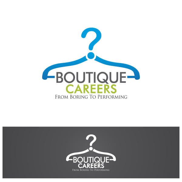 Logo Design by Private User - Entry No. 37 in the Logo Design Contest Captivating Logo Design for Boutique Careers.