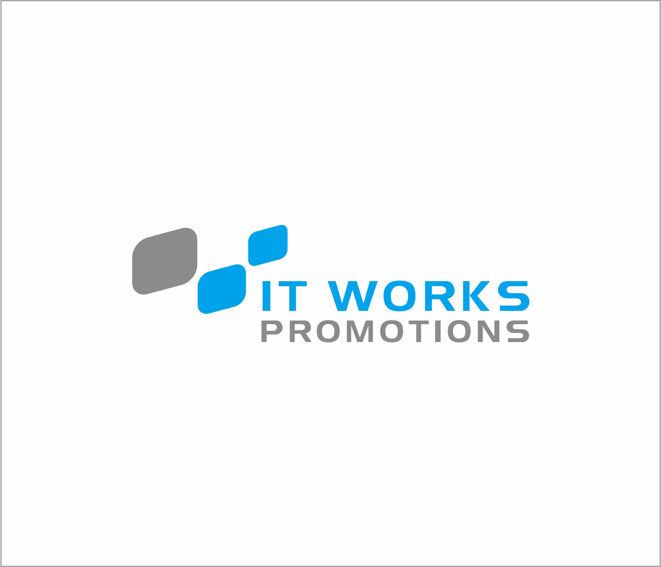 Logo Design by Armada Jamaluddin - Entry No. 121 in the Logo Design Contest Creative Logo Design for It Works Promotions.