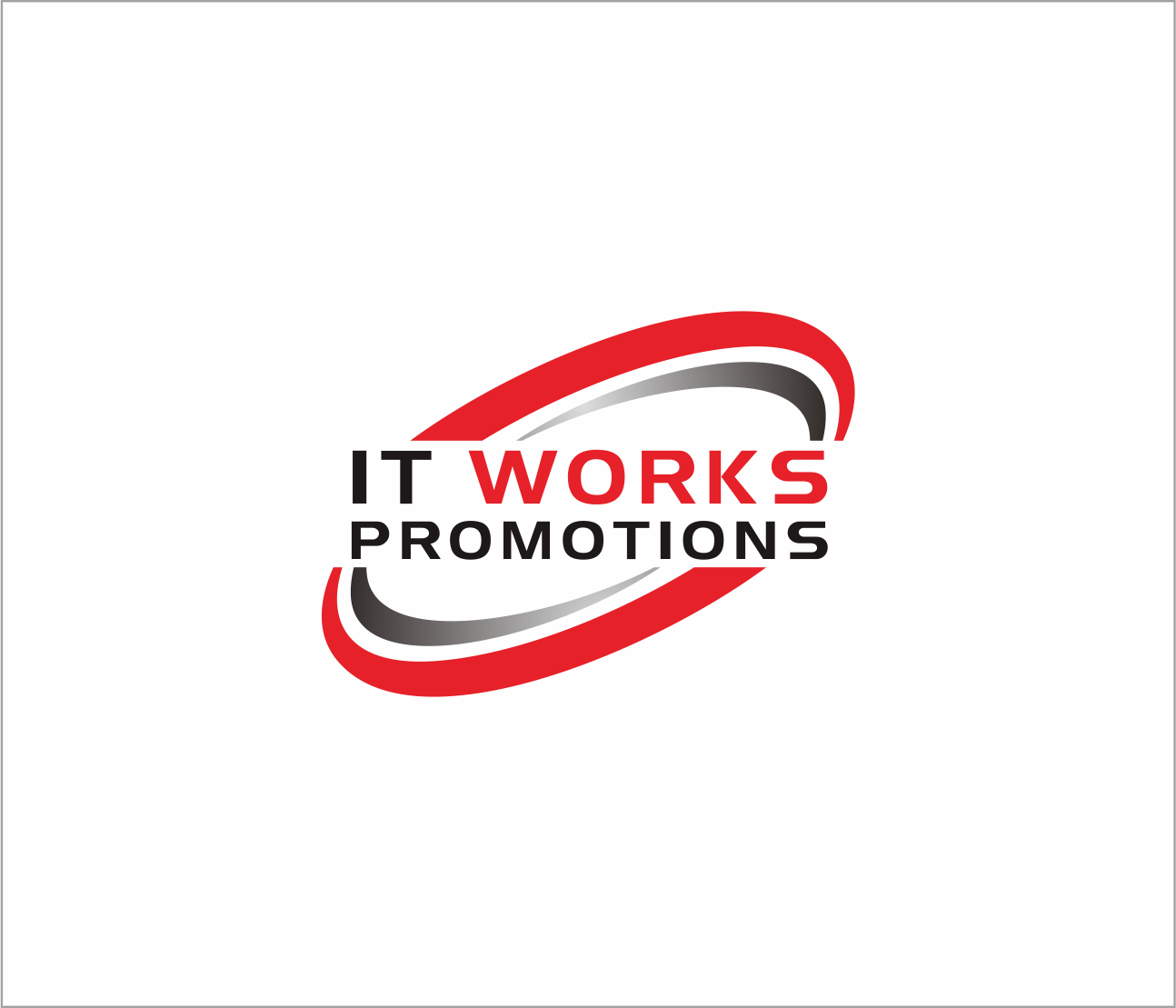 Logo Design by Armada Jamaluddin - Entry No. 122 in the Logo Design Contest Creative Logo Design for It Works Promotions.