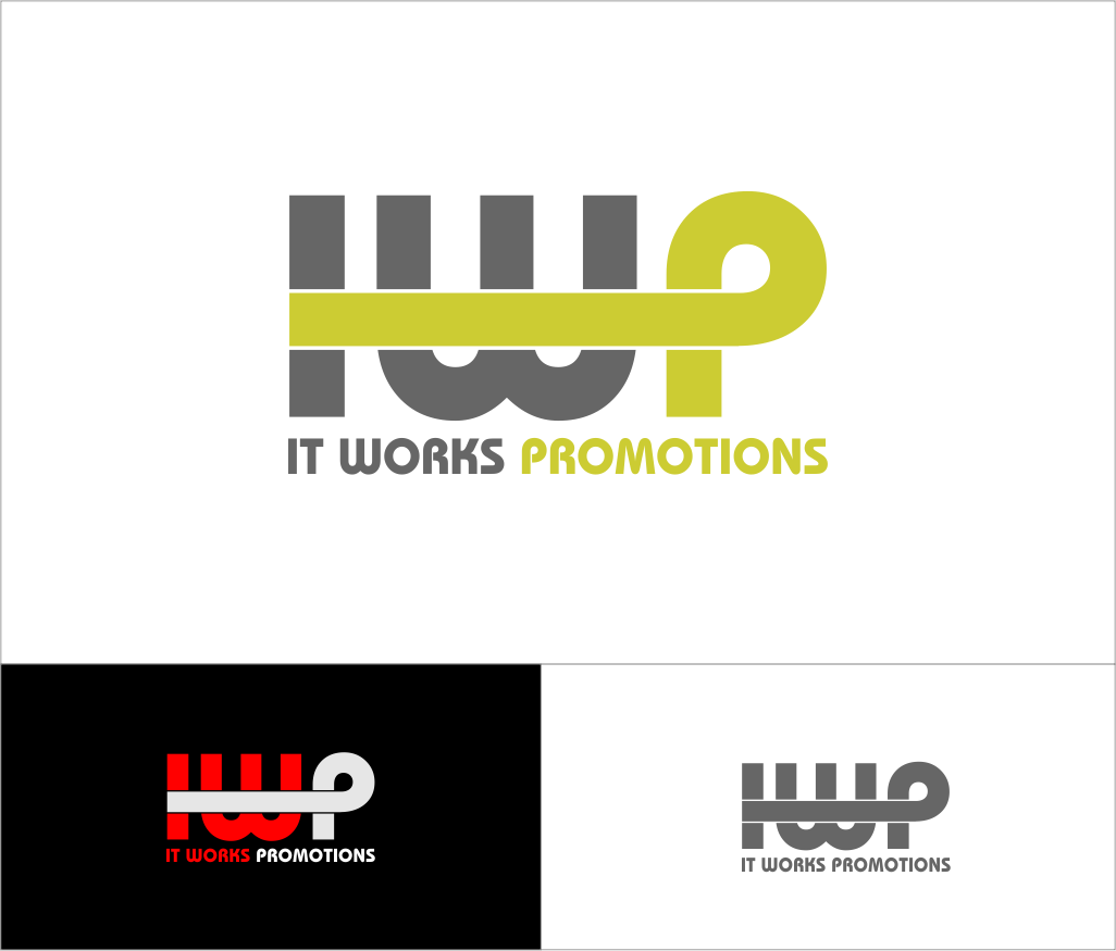 Logo Design by Agus Martoyo - Entry No. 128 in the Logo Design Contest Creative Logo Design for It Works Promotions.