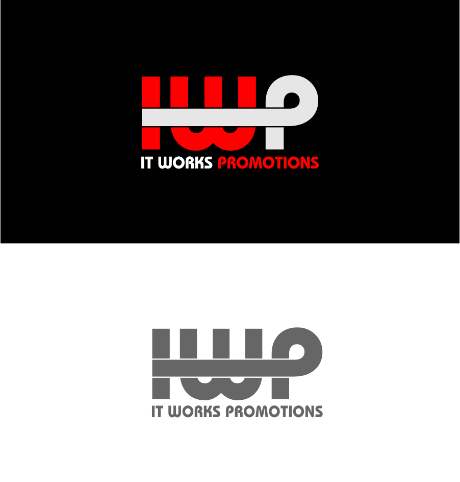 Logo Design by Agus Martoyo - Entry No. 130 in the Logo Design Contest Creative Logo Design for It Works Promotions.