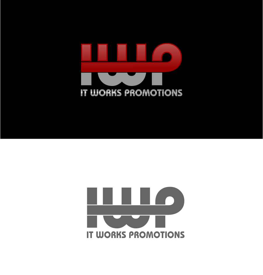 Logo Design by Agus Martoyo - Entry No. 132 in the Logo Design Contest Creative Logo Design for It Works Promotions.