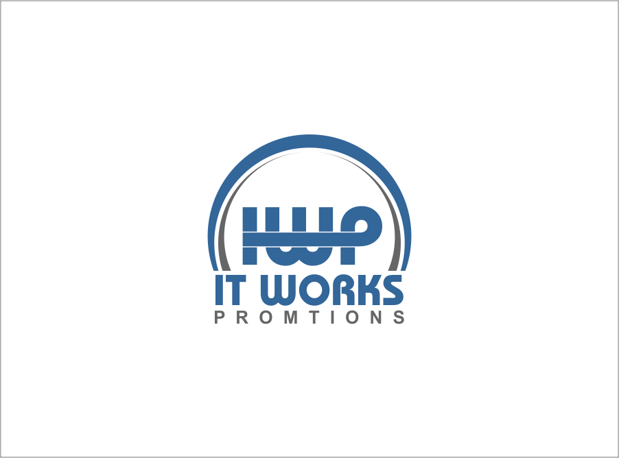 Logo Design by Agus Martoyo - Entry No. 134 in the Logo Design Contest Creative Logo Design for It Works Promotions.