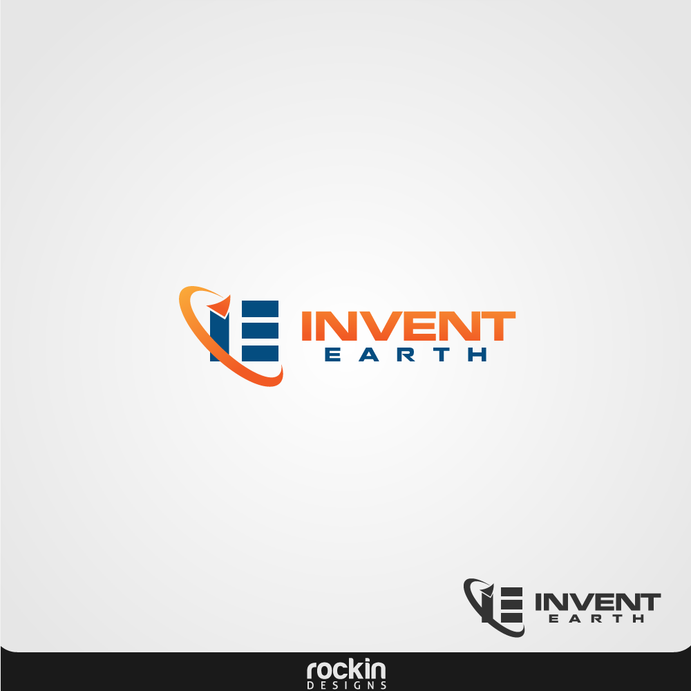 Logo Design by rockin - Entry No. 7 in the Logo Design Contest Artistic Logo Design for Invent Earth.