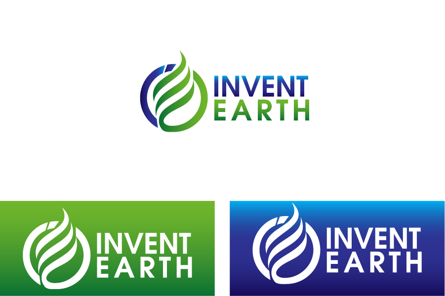 Logo Design by Private User - Entry No. 8 in the Logo Design Contest Artistic Logo Design for Invent Earth.