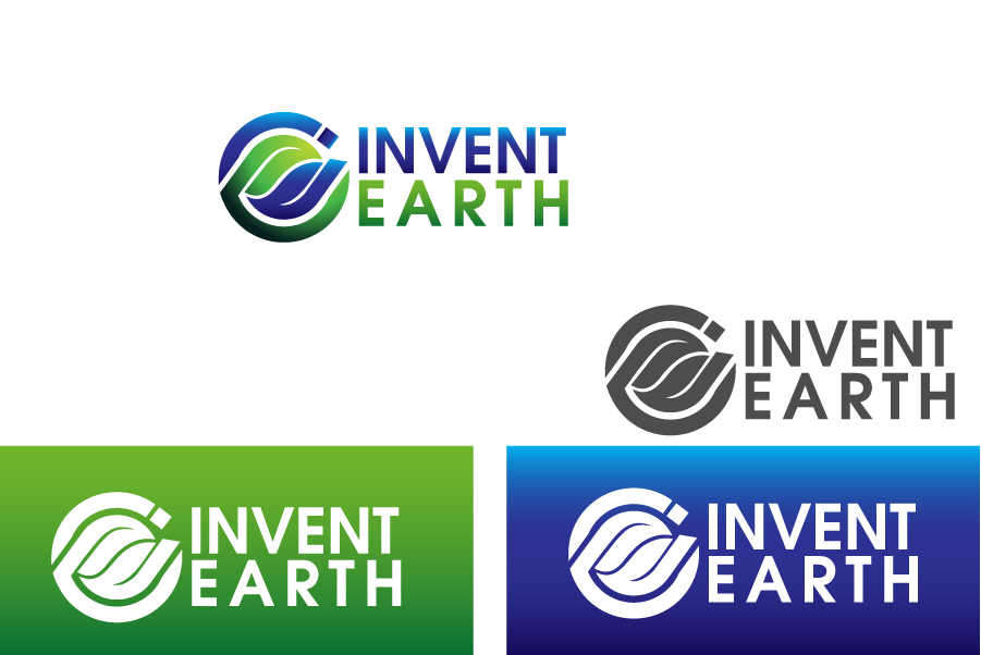 Logo Design by Private User - Entry No. 9 in the Logo Design Contest Artistic Logo Design for Invent Earth.