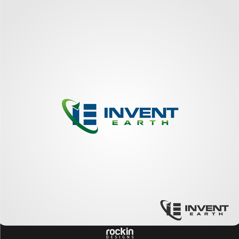 Logo Design by rockin - Entry No. 10 in the Logo Design Contest Artistic Logo Design for Invent Earth.