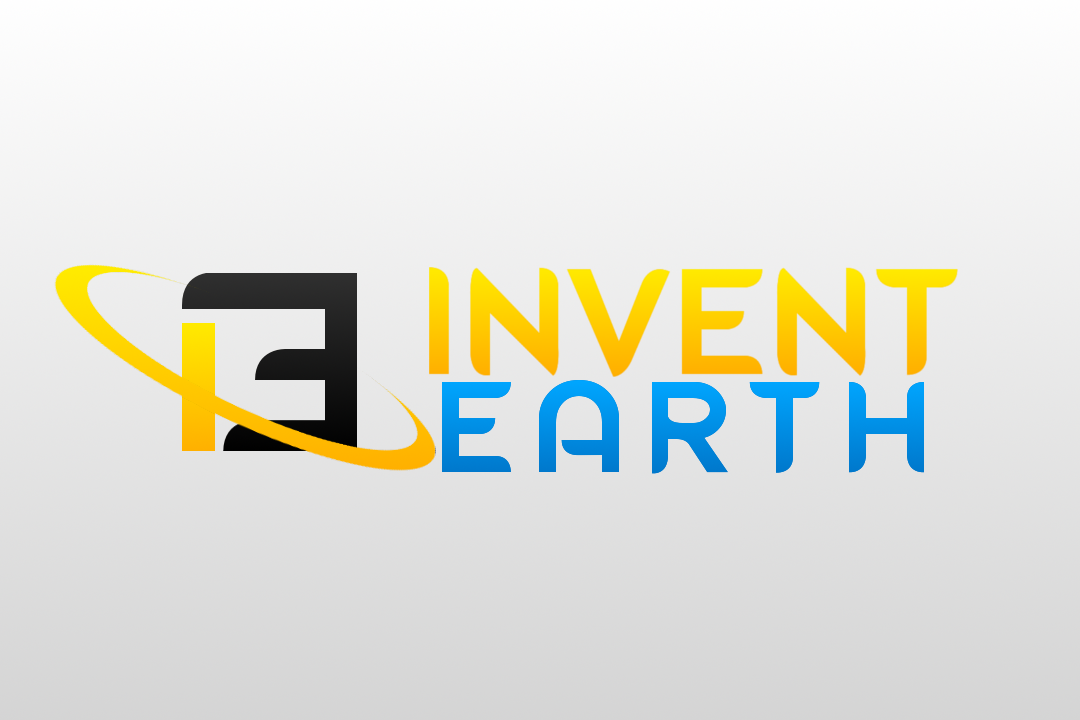 Logo Design by KingCustoms - Entry No. 11 in the Logo Design Contest Artistic Logo Design for Invent Earth.