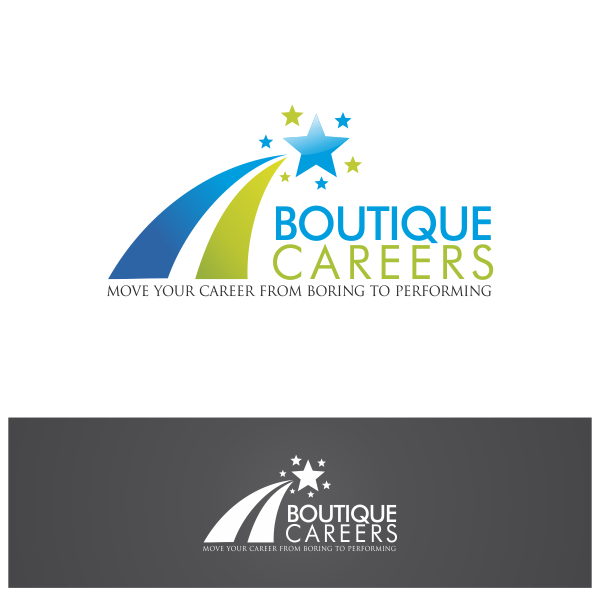 Logo Design by Private User - Entry No. 48 in the Logo Design Contest Captivating Logo Design for Boutique Careers.