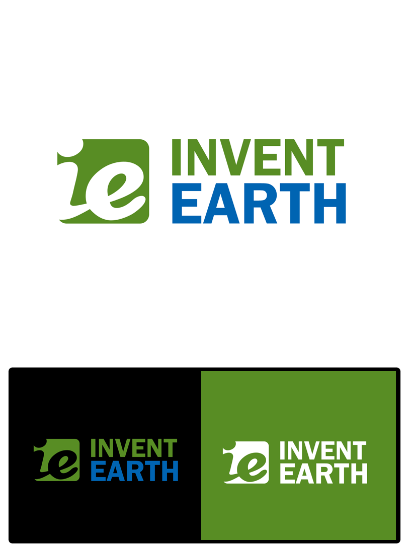 Logo Design by Private User - Entry No. 12 in the Logo Design Contest Artistic Logo Design for Invent Earth.