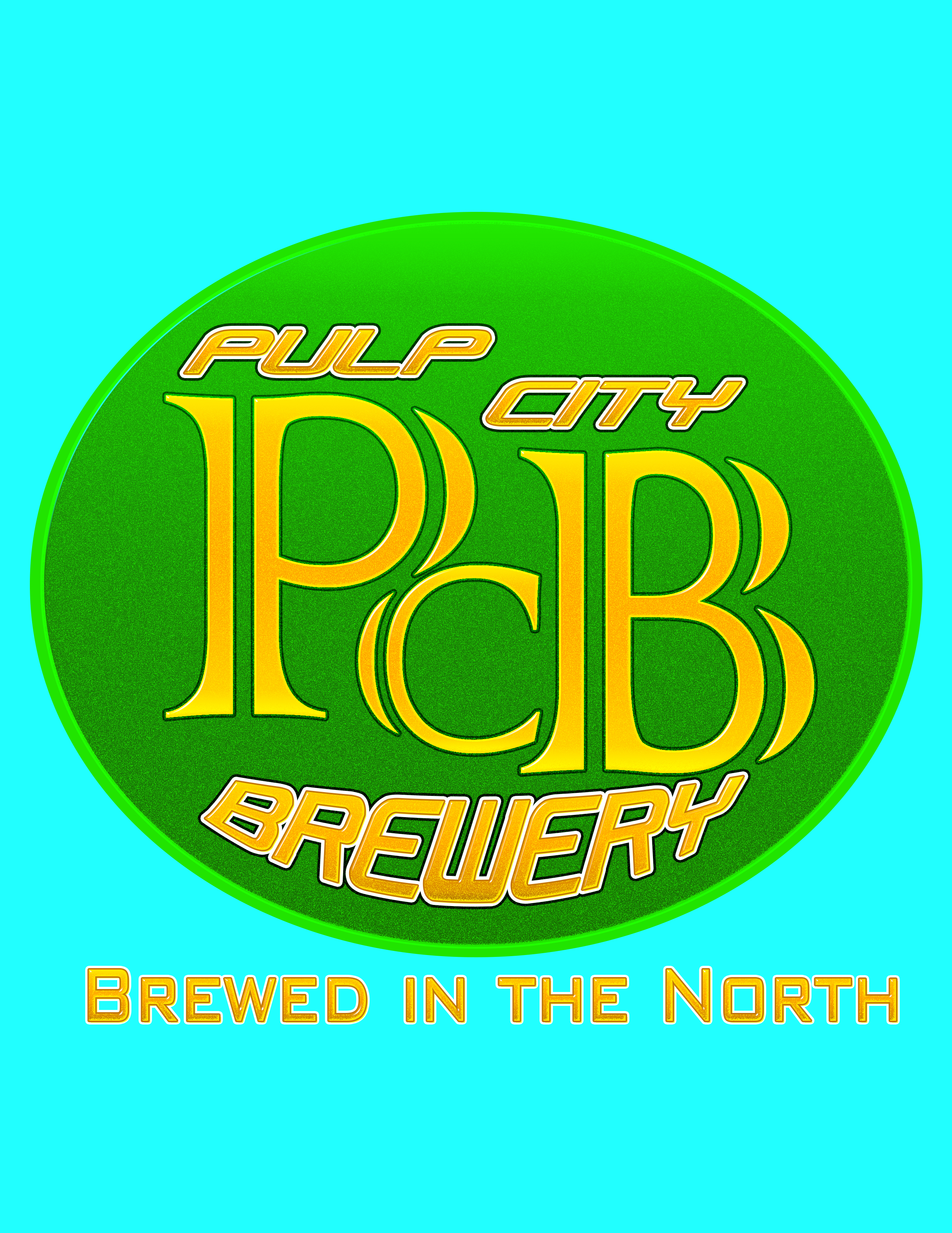Logo Design by Jo Cres Jao - Entry No. 93 in the Logo Design Contest Artistic Logo Design for Pulp City Brewery.