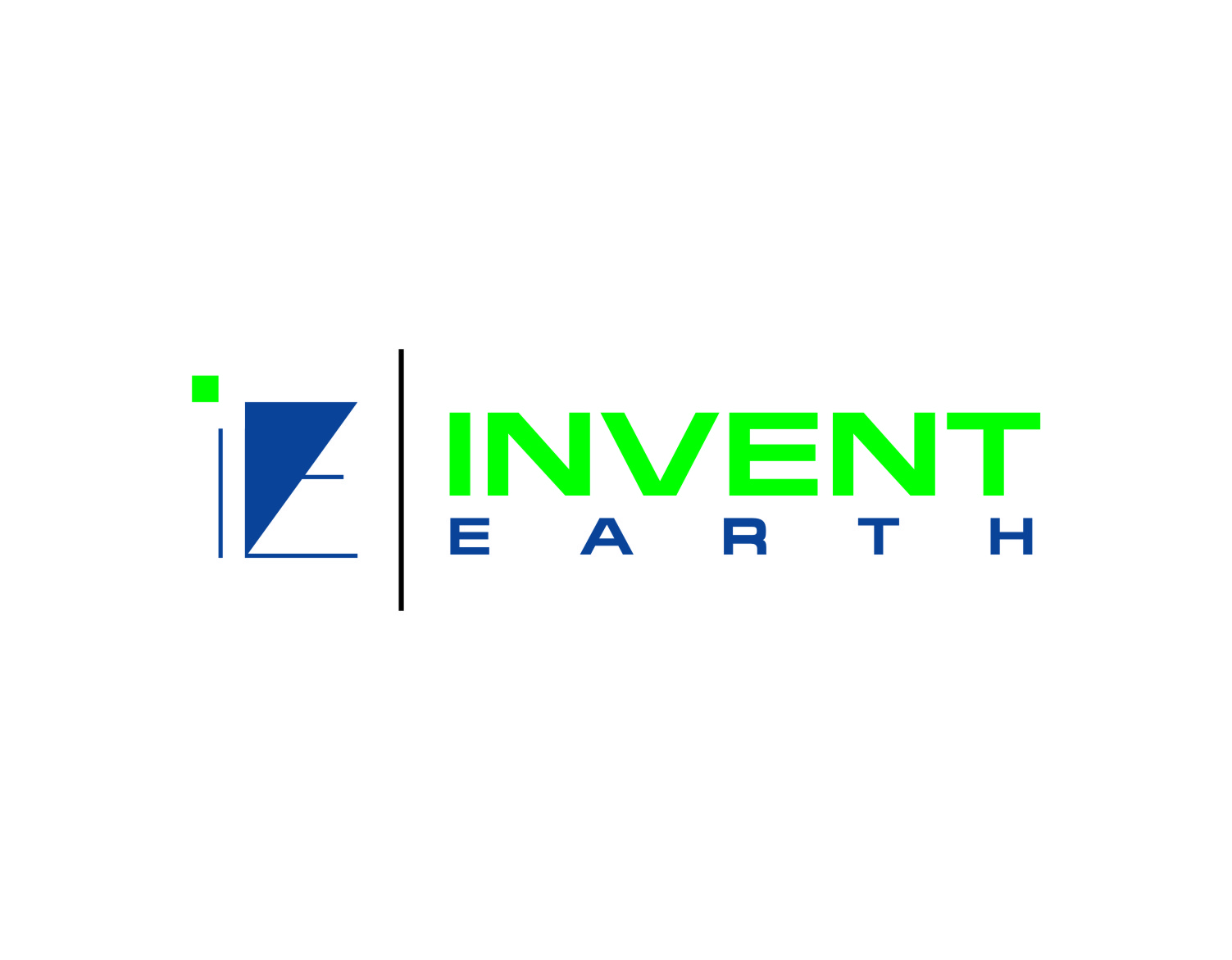 Logo Design by RasYa Muhammad Athaya - Entry No. 13 in the Logo Design Contest Artistic Logo Design for Invent Earth.