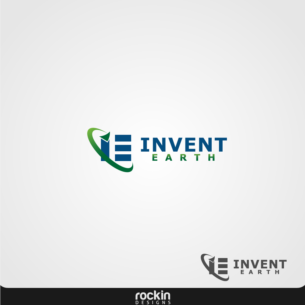Logo Design by rockin - Entry No. 17 in the Logo Design Contest Artistic Logo Design for Invent Earth.