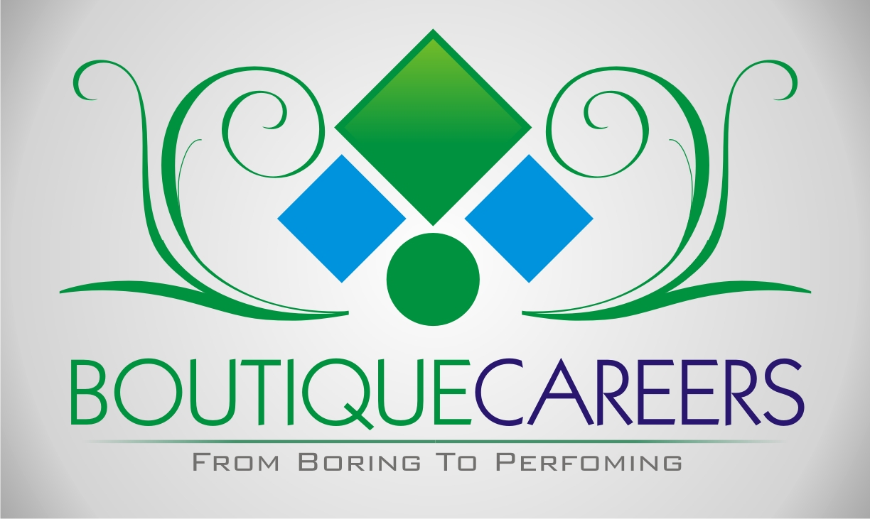 Logo Design by Angger Noviadi - Entry No. 59 in the Logo Design Contest Captivating Logo Design for Boutique Careers.