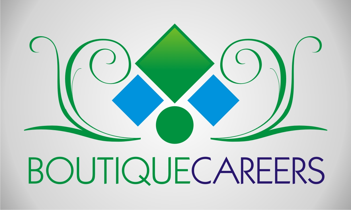 Logo Design by Angger Noviadi - Entry No. 60 in the Logo Design Contest Captivating Logo Design for Boutique Careers.