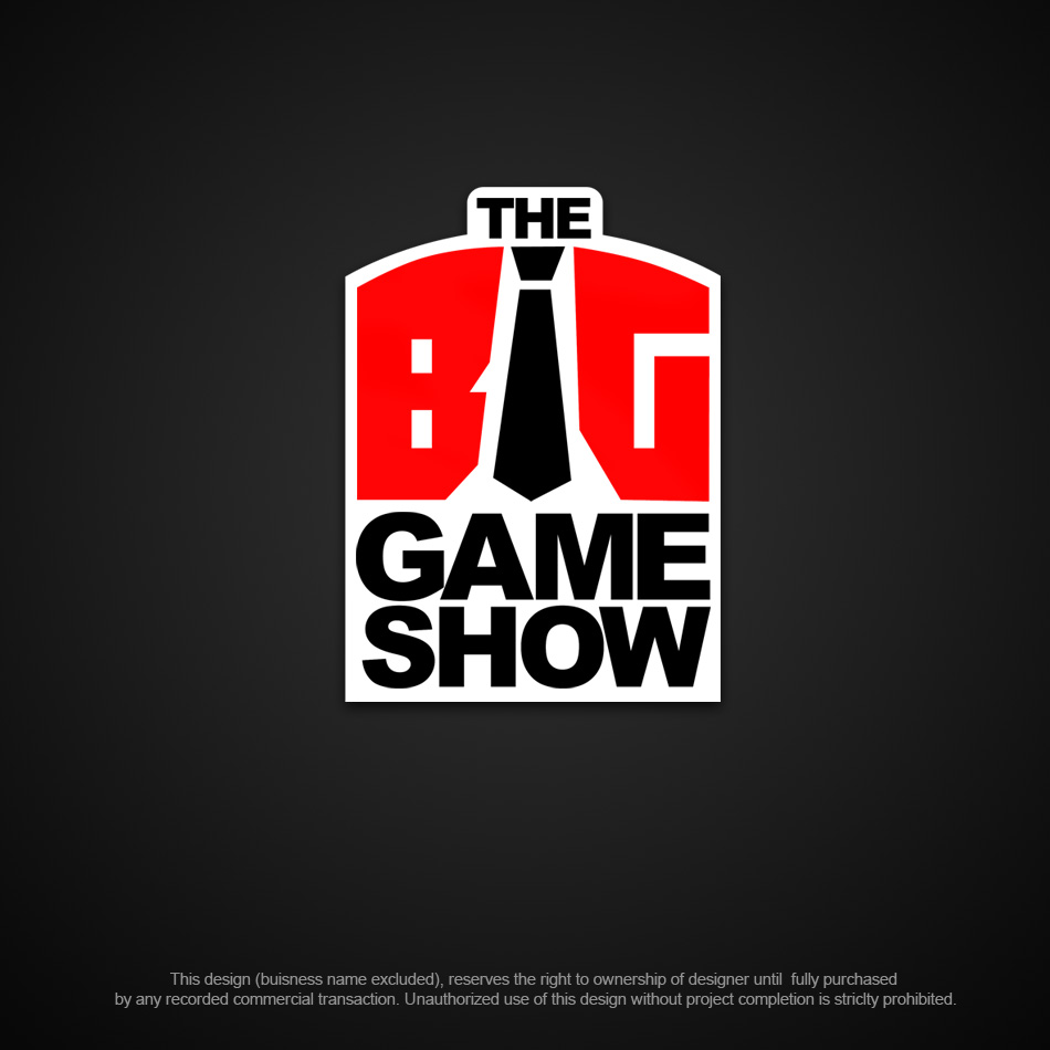 Logo Design by pinoybasket - Entry No. 48 in the Logo Design Contest The Big Game Show logo.