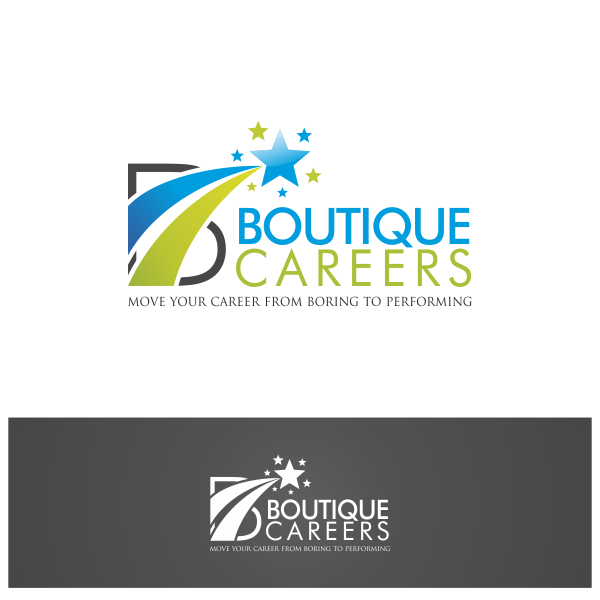 Logo Design by Private User - Entry No. 70 in the Logo Design Contest Captivating Logo Design for Boutique Careers.