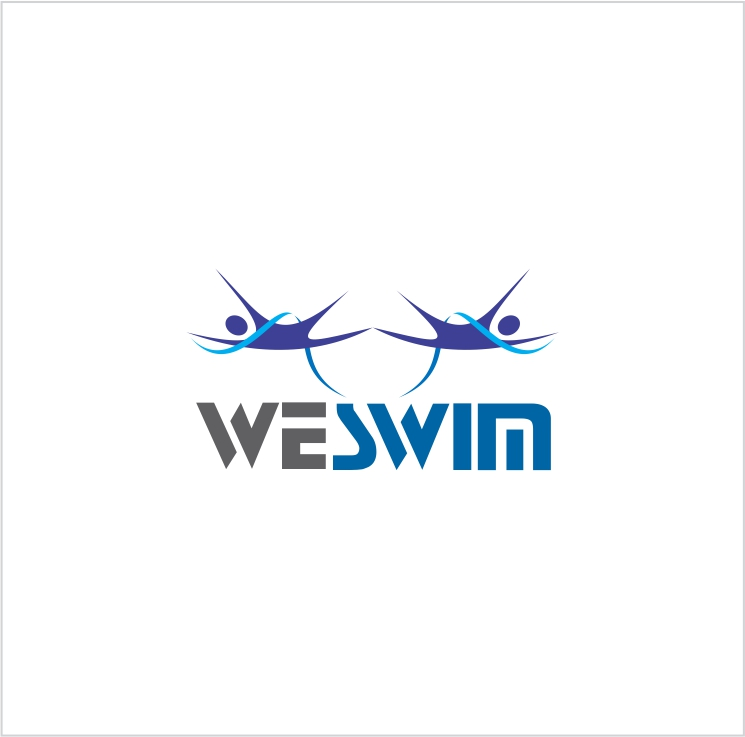 Logo Design by Private User - Entry No. 135 in the Logo Design Contest Captivating Logo Design for We Swim.