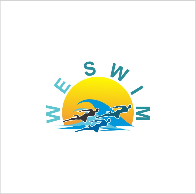 Logo Design by Private User - Entry No. 136 in the Logo Design Contest Captivating Logo Design for We Swim.
