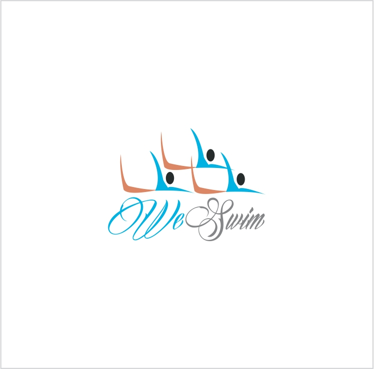 Logo Design by Private User - Entry No. 137 in the Logo Design Contest Captivating Logo Design for We Swim.