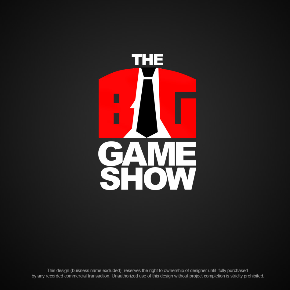 Logo Design by pinoybasket - Entry No. 49 in the Logo Design Contest The Big Game Show logo.