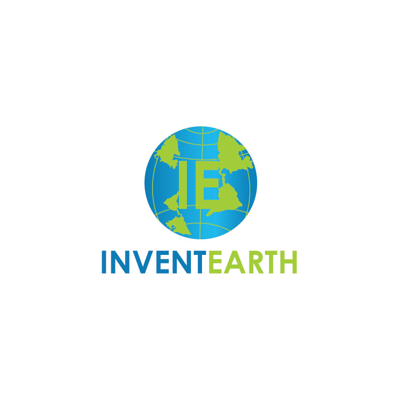 Logo Design by Private User - Entry No. 20 in the Logo Design Contest Artistic Logo Design for Invent Earth.