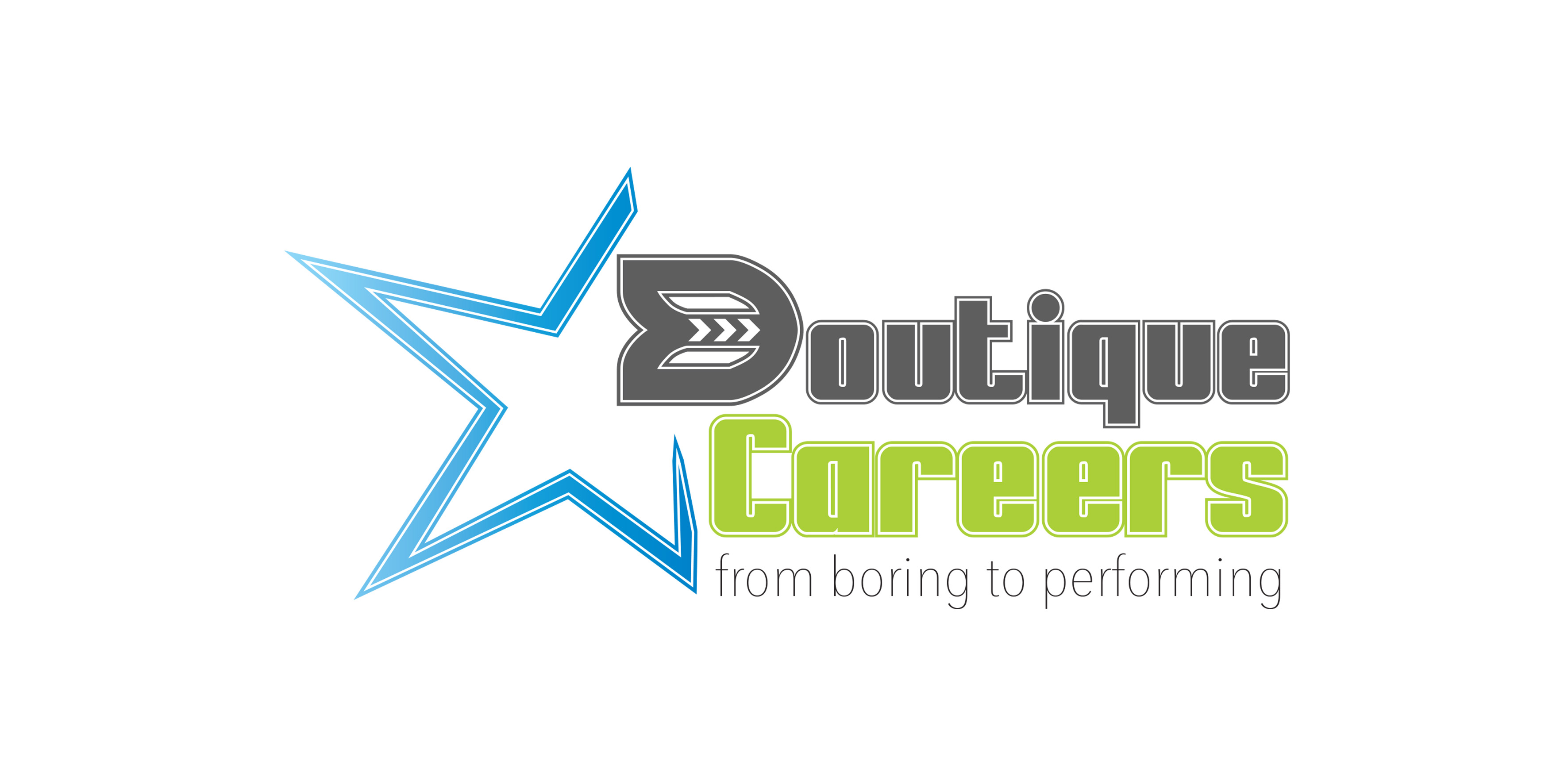 Logo Design by latidesign - Entry No. 76 in the Logo Design Contest Captivating Logo Design for Boutique Careers.
