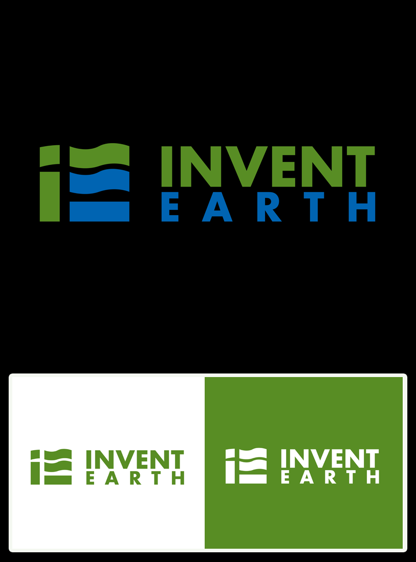 Logo Design by Private User - Entry No. 26 in the Logo Design Contest Artistic Logo Design for Invent Earth.