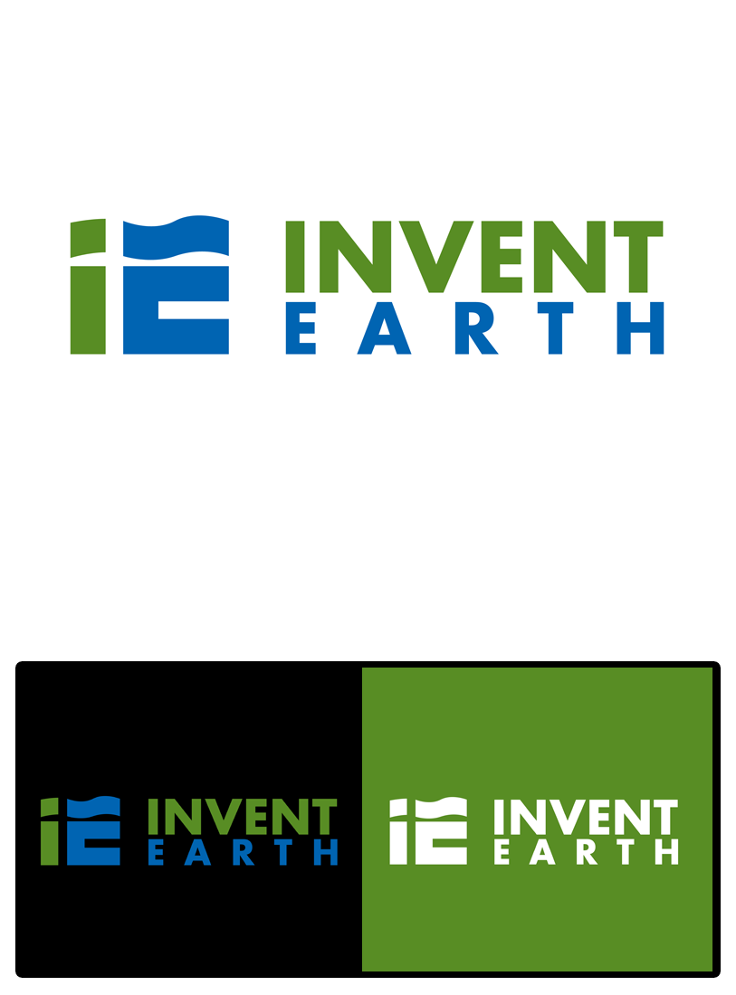 Logo Design by Private User - Entry No. 30 in the Logo Design Contest Artistic Logo Design for Invent Earth.